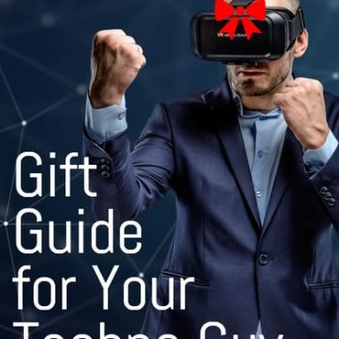 Technological Gifts for Men: Make his circuts explode for the guy who has everything tech.