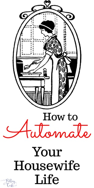 Family Routines: How to Automate Your Housewife Life