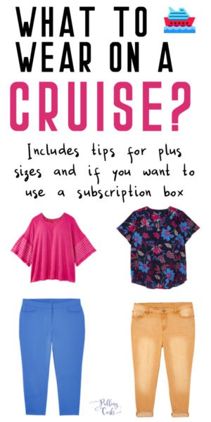 what to wear on a cruise?