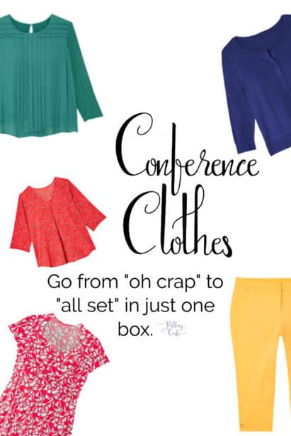 clothes to wear to a conference