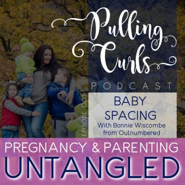 Children Spacing with Bonnie Wiscombe from Outnumbered -- PCP Episode 003