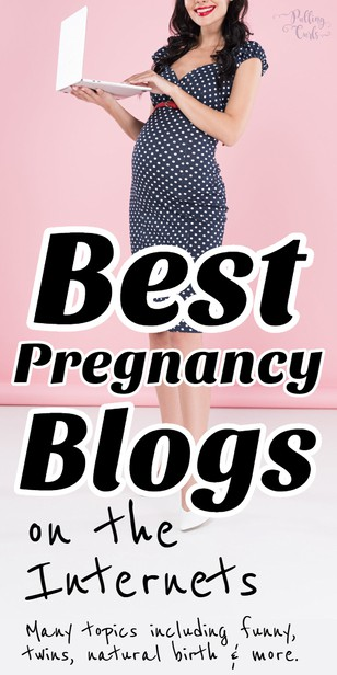 These blogs cover ALL the topics of your pregnancy.  Many are updated weekly, and can give you ideas on having a safe  & healthy pregnancy.  We even include some funny blogs to follow, along wtih other topics & posts you might like! via @pullingcurls