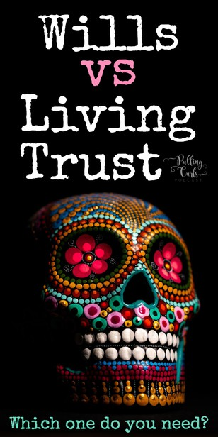 Just thinking about your own death is hard enough, but plunking down cold hard cash about it is almost too much to think about. Today I'm going to give you specific steps to get your will & living trust created, no matter your budget! via @pullingcurls