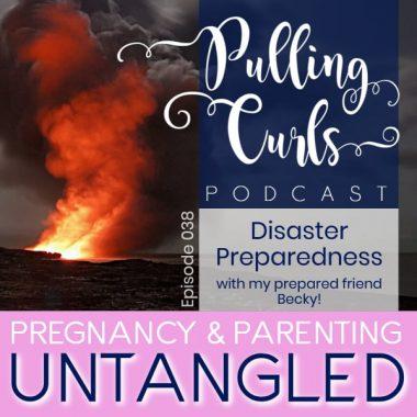 Emergency & Disaster Preparedness -- PCP 038