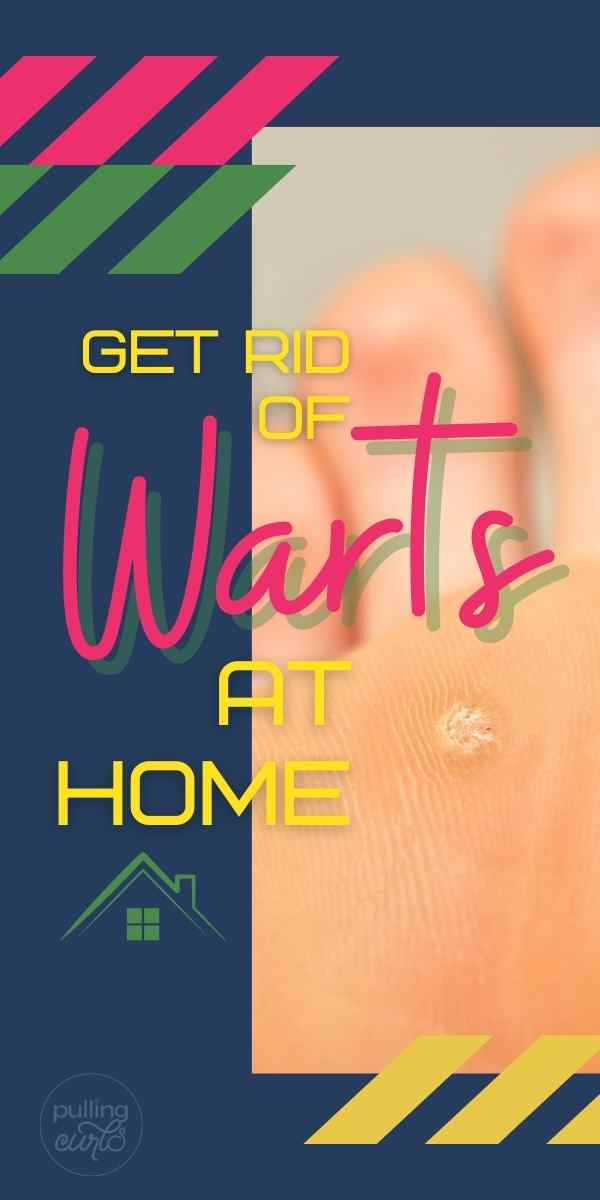 How to get rid of warts. These easy remedies for kids can be done at home, for different types of warts. This removal is DIY meaning you can get at the root of what causes them. My son got rid of plantar warts using this. And it can also help on your hand. We used essentials oils for wart removal. It was an easy way to get rid of them, so you don't have to worry. via @pullingcurls