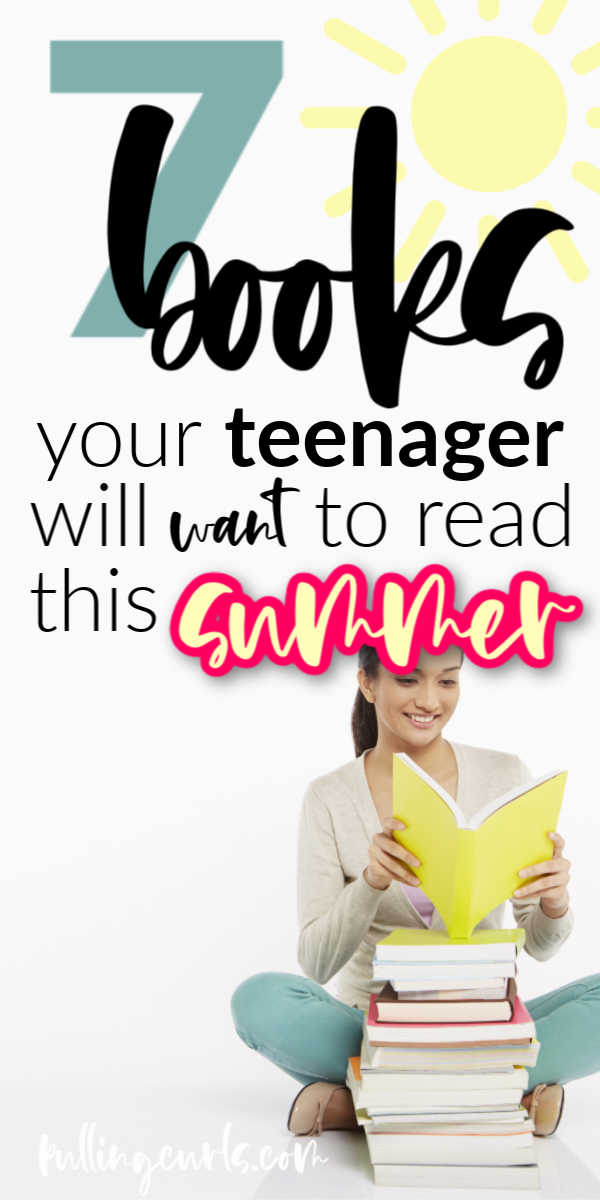 How do you get your teenager to love reading? via @pullingcurls