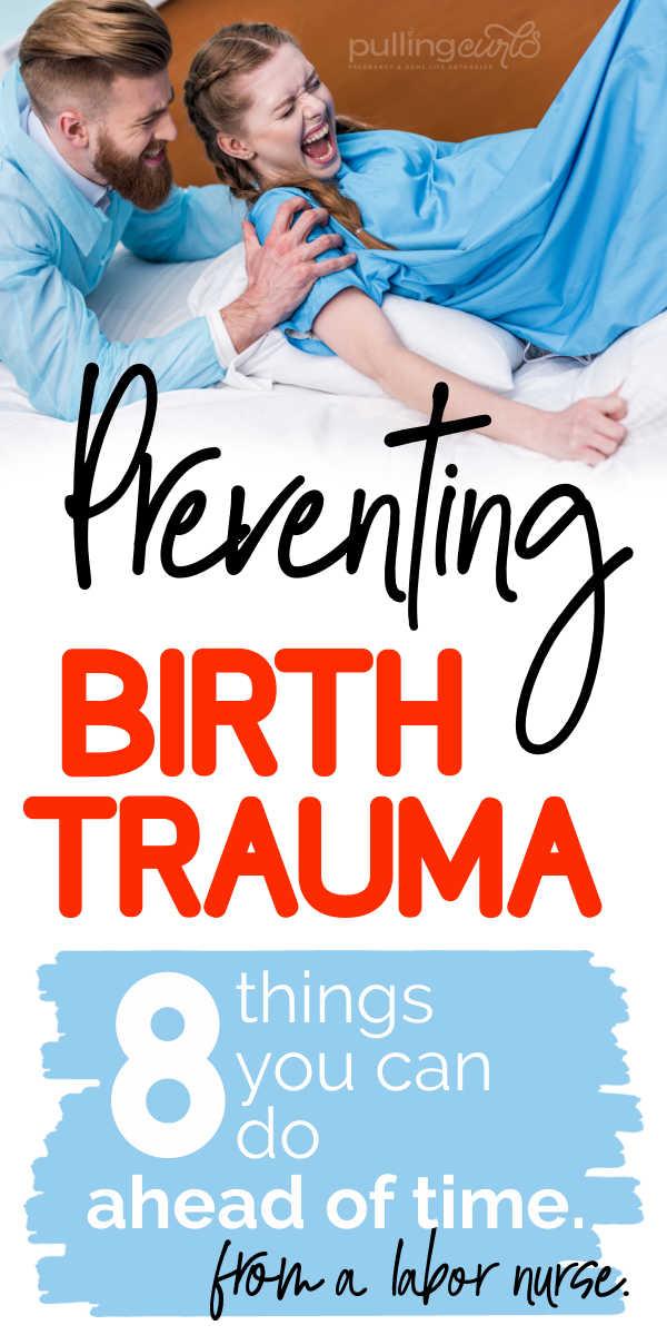 Is it possible to prevent birth trauma in advance? via @pullingcurls