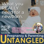 What do you really need for a newborn / newborn baby photo