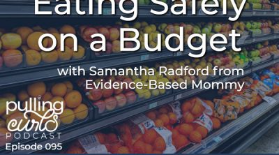 grocery isle / eating safely on a budget