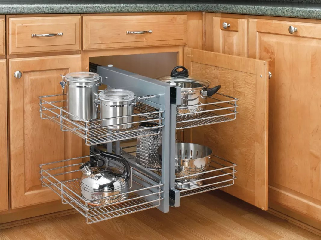 kitchen counter solutions coastal table and chairs rev a shelf 5psp 15 cr chrome series blind