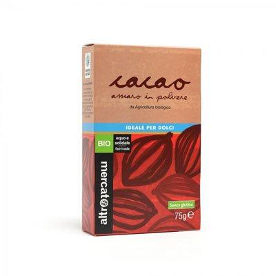 cacao polvere - altromercato - pulmino contadino