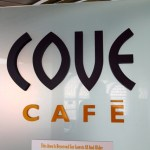 Cove Cafe that connects to Cove Outlook