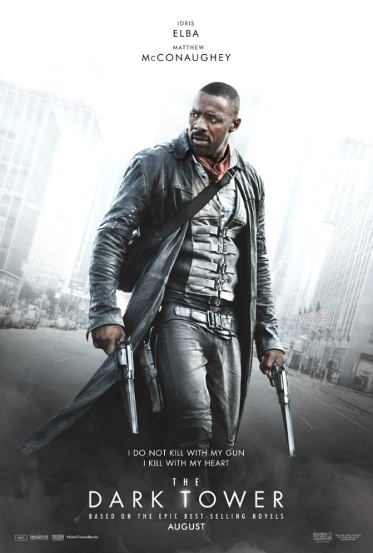 La Torre Nera: Idris Elba