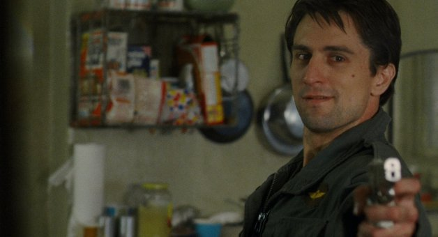 """Taxi Driver"""