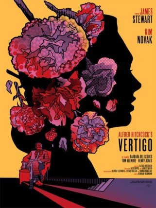 """VERTIGO"" Poster Artist: We Buy Your Kids"