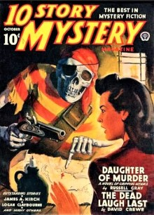 10 STORY MYSTERY - October, 1942
