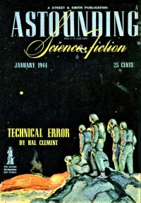 ASTOUNDING SCIENCE FICTION - January, 1944