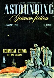 ASTOUNDING SCIENCE FICTION - January, 1944