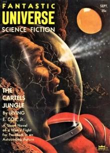 FANTASTIC UNIVERSE SCIENCE FICTION - September, 1955