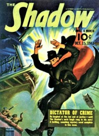 THE SHADOW - October 15th, 1941 - FREE READ
