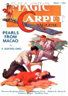 THE MAGIC CARPET - July, 1933