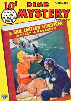 10 DIME MYSTERY - September, 1933