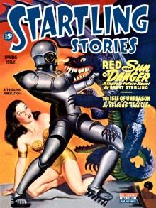 STARTLING STORIES - Spring, 1945