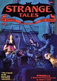STRANGE TALES OF MYSTERY AND TERROR - June, 1932 - FREE READ