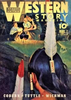 WESTERN STORY MAGAZINE - September, 1939