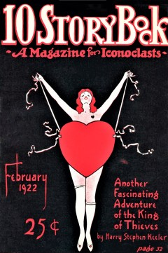 10 STORY BOOK - February 1922