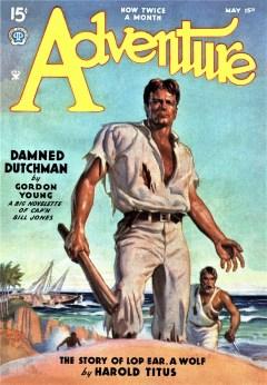 ADVENTURE - 1935, May 15