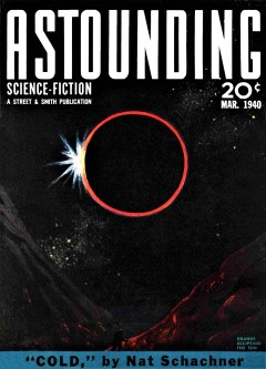 ASTOUNDING SCIENCE FICTION - March 1940
