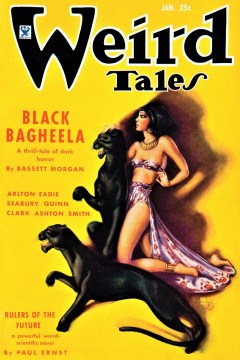 WEIRD TALES - January 1935