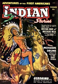 INDIAN STORIES - First issue, 1950