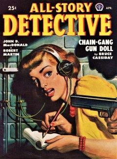 ALL-STORY DETECTIVE - April 1949
