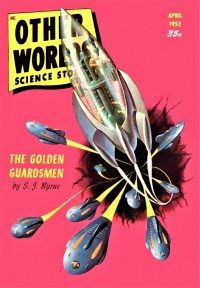 OTHER WORLDS SCIENCE STORIES - April 1952