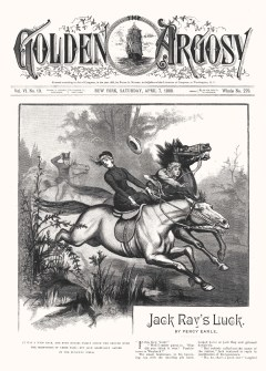 THE GOLDEN ARGOSY - April 7, 1888