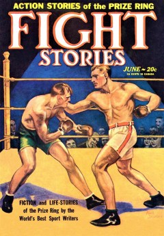 FIGHT STORIES - Number 1, June 1928