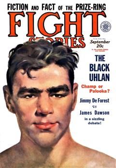 FIGHT STORIES - September 1930