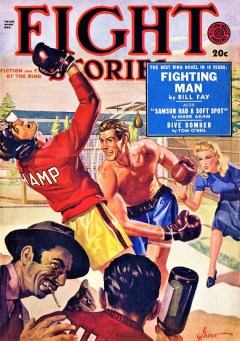 FIGHT STORIES - Spring 1942