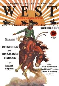 WEST - October 30, 1929