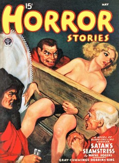 HORROR STORIES -May 1940