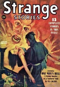 STRANGE STORIES - April 1940