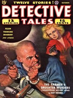 DETECTIVE TALES - October 1944