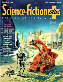SCIENCE FICTION PLUS - December 1953