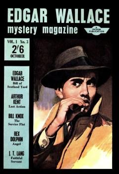 EDGAR WALLACE MYSTERY MAGAZINE - October 1964