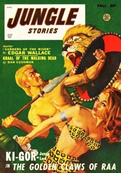JUNGLE STORIES - Fall 1948