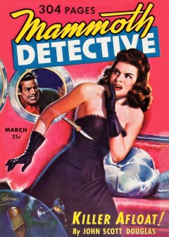 MAMMOTH DETECTIVE - March 1943
