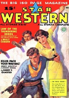 STAR WESTERN - December 1937