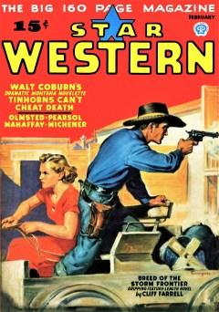 STAR WESTERN - February 1937